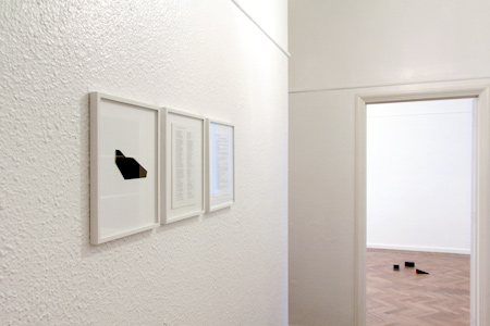 Patrick Carpentier - Conversation with a Bird - Middlemarch Brussels